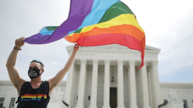 With pride going full steam ahead in the United States, it's worth taking some time to reflect on the history of LGBTQ+ rights. It's too easy to think of gay pride as just a time to party, but the truth is, pride is a protest for civil liberties. It's important to remember the details — test your knowledge below.