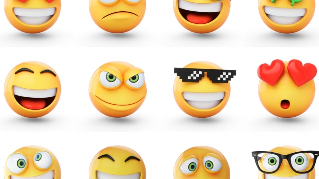 Are you a classic smiley face or a thumbs-up kind of person?