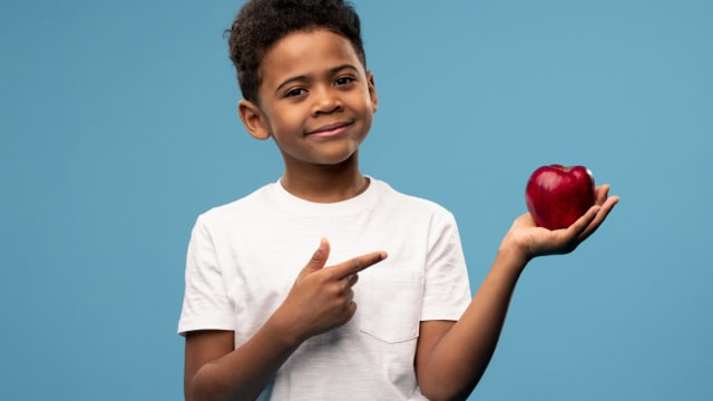 September 18 is Eat an Apple Day! So grab a shiny one and take a bite and see how you score...