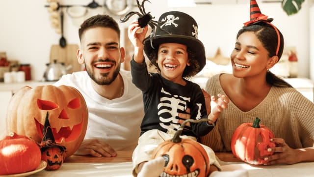 Family Halloween Party