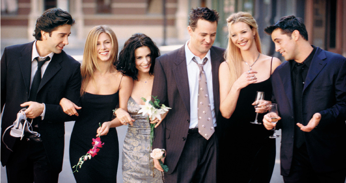 Which friend from Friends are you? Quiz