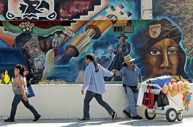 Con  55 votos en el Colegio Electoral , California es la entidad con mayor peso en las elecciones generales de EU.AP.