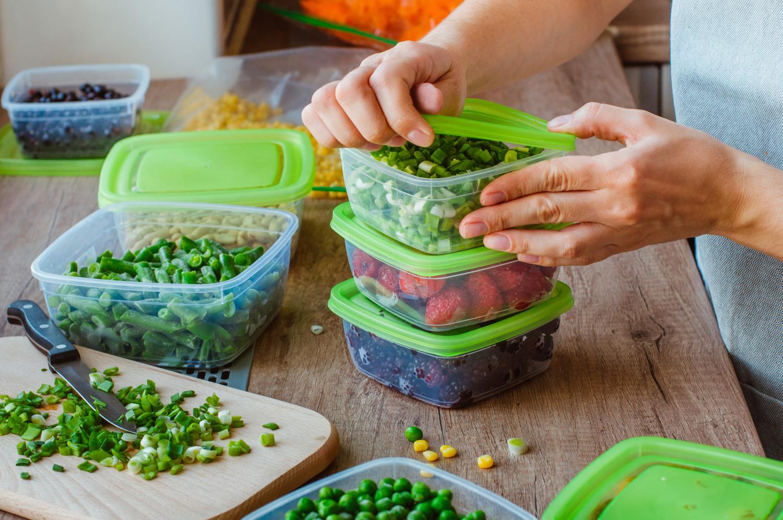 practical vegetable storage